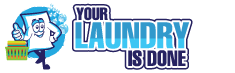 Your Laundry Is Done Logo